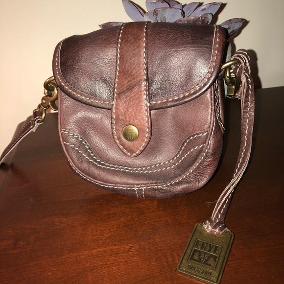 f9c4b3fab Frye Bags | Dakota Campus Mini Crossbody Bag | Poshmark